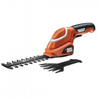 Акумулаторна ножица за трева и храсти Black&Decker GSL700 1.20Ah