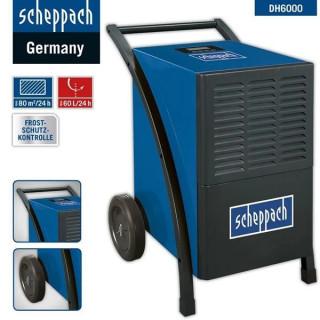 Влагоабсорбатор Scheppach DH6000 / 1.15 kW