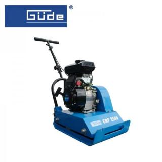 Виброплоча GÜDE GRP 2500 / 2.5 к.с.