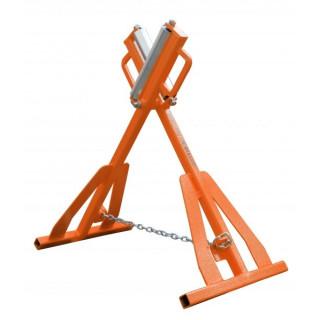Ролка за тръби на стойка до 630 mm Ritmo HS ROLLER 630