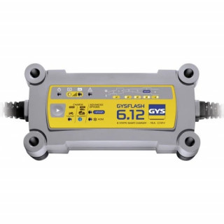 Автоматично акумулаторно зарядно устройство GYS GYSFLASH 6.12A