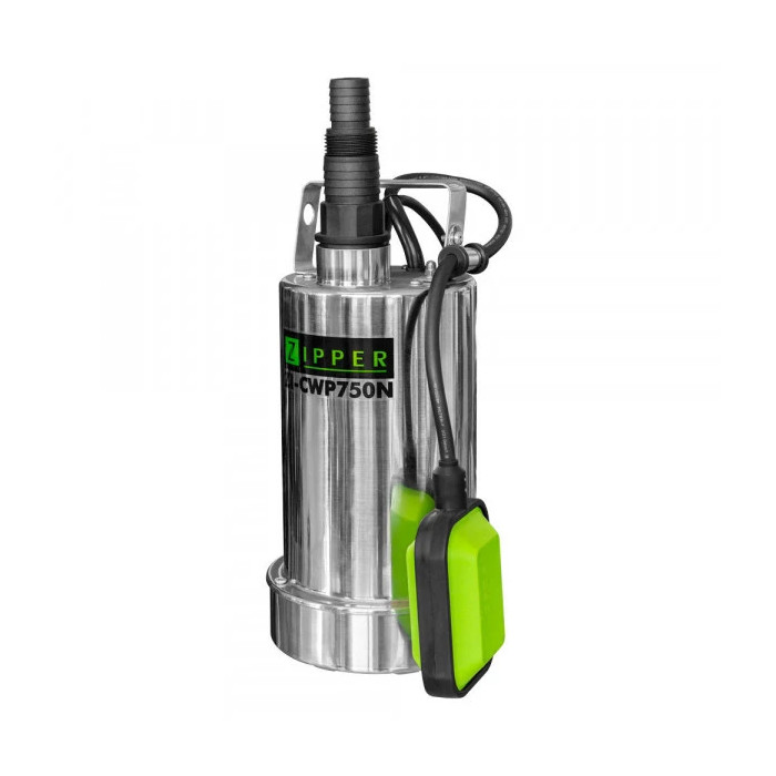 Потопяема помпа за чиста вода ZIPPER ZI-CWP750N / 0.75 kW