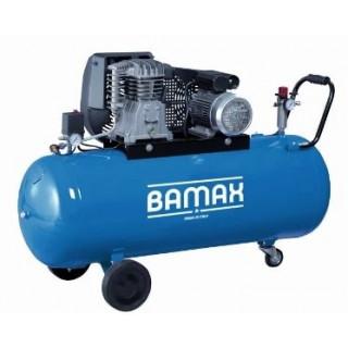 Трифазен компресор 200 литра BAMAX