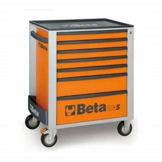 Количка за инструменти BETA 7 чекмеджета с комплект от 295 бр.