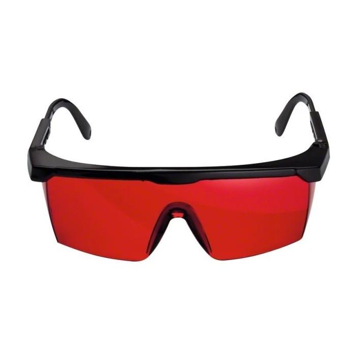 Предпазни очила за работа с лазер Bosch Professional (червени)