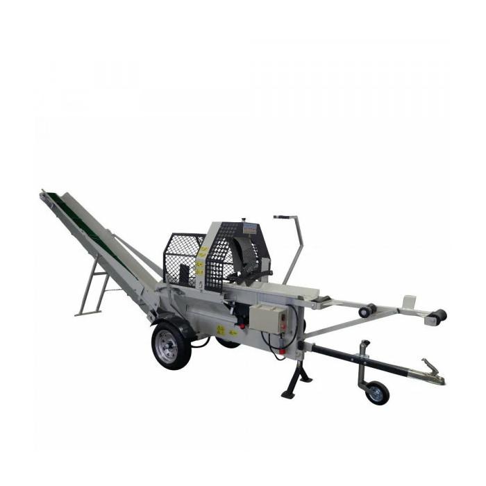 Машина за рязане и цепене на дърва LUMAG SSA 400Z-OF / PTO