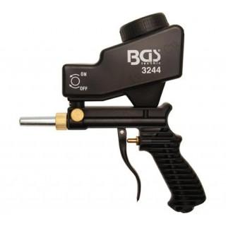 Професионален пневматичен пясъкоструен пистолет BGS TECHNIC 1/4