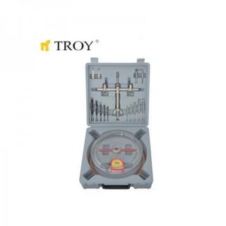 Апарат за отвори TROY 27492 / Ø 40-200mm