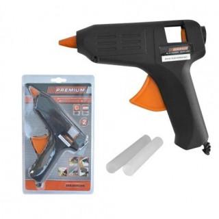 Пистолет за горещ силикон електрически Premium 40W / 11мм