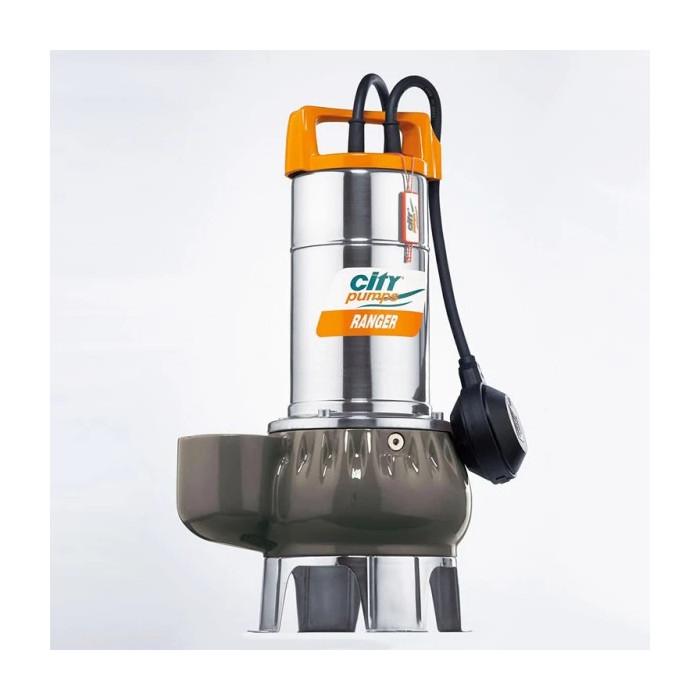 Потопяема дренажна помпа City Pumps RANGER 10/50M 750 W