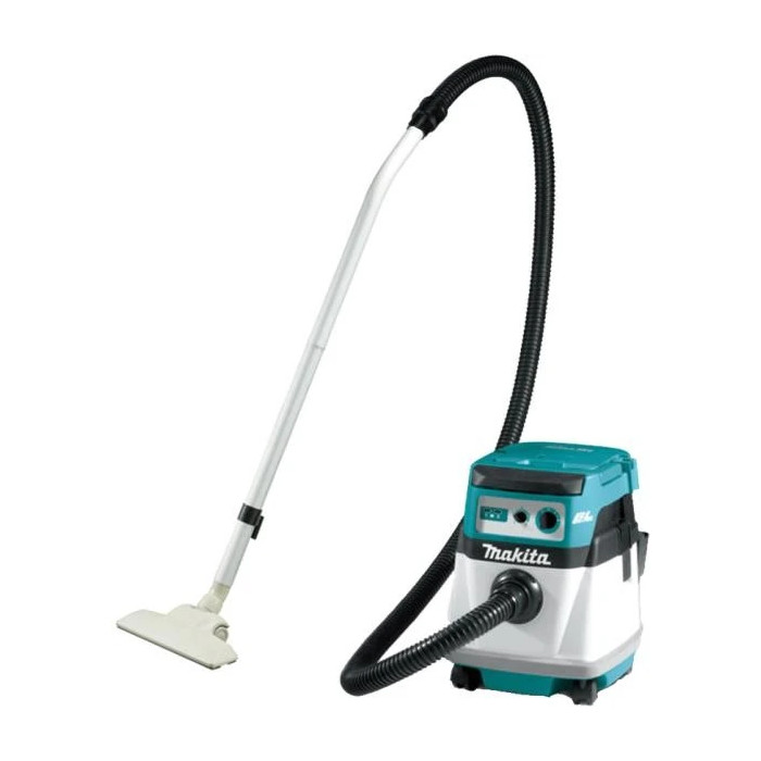 Акумулаторна прахосмукачка за сух и мокър режим Makita DVC152LZ