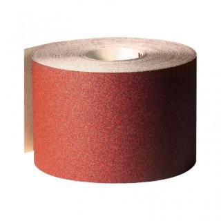 Шкурка на хартия червена KLINGSPOR PS 18 - P120 / 120х50000 мм