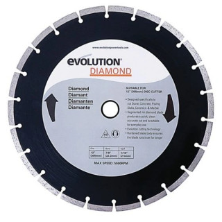 Диамантен диск EVOLUTION RAGE 305 mm