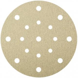 Шлифовъчен диск велкро бял KLINGSPOR PS 33 BK - P180 / Ф 150мм