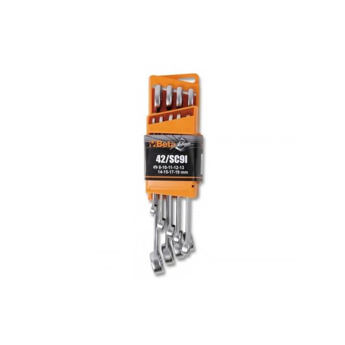 Комплект ключове звездогаечни 9 броя 42/SC9I Beta Tools