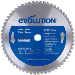 Диск за рязане на стомана EVOLUTION TCT 305мм