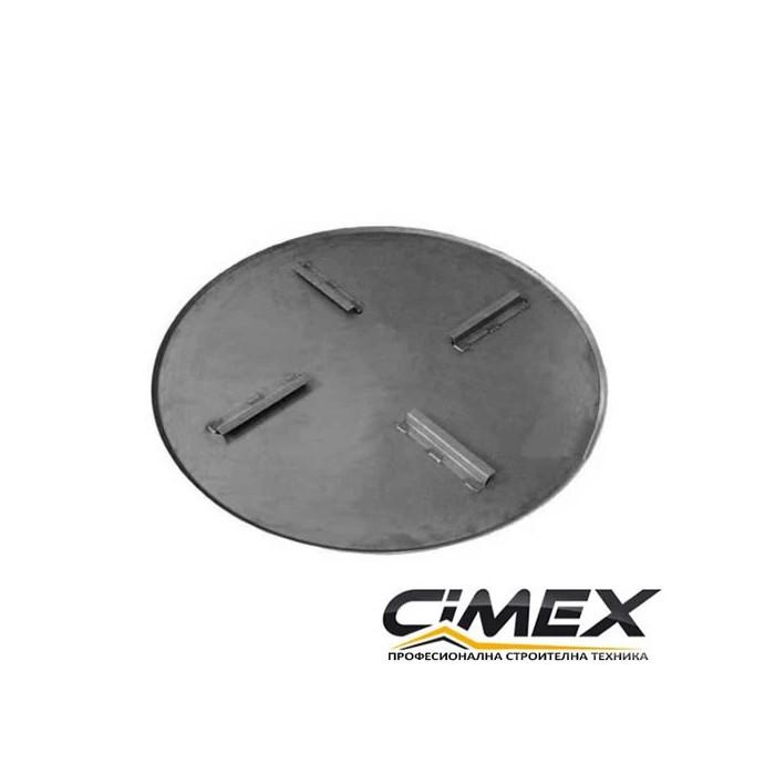 Тава за пердашка Cimex Т90
