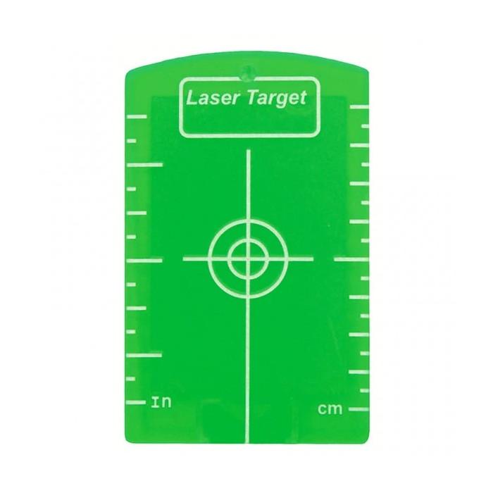 Магнитна мишена-плочка зелена Laserliner