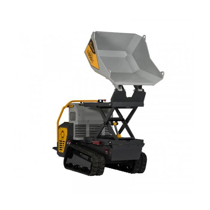 Mини дъмпер LUMAG VH 850HTGX / HONDA 11.7 к.с, High Tip