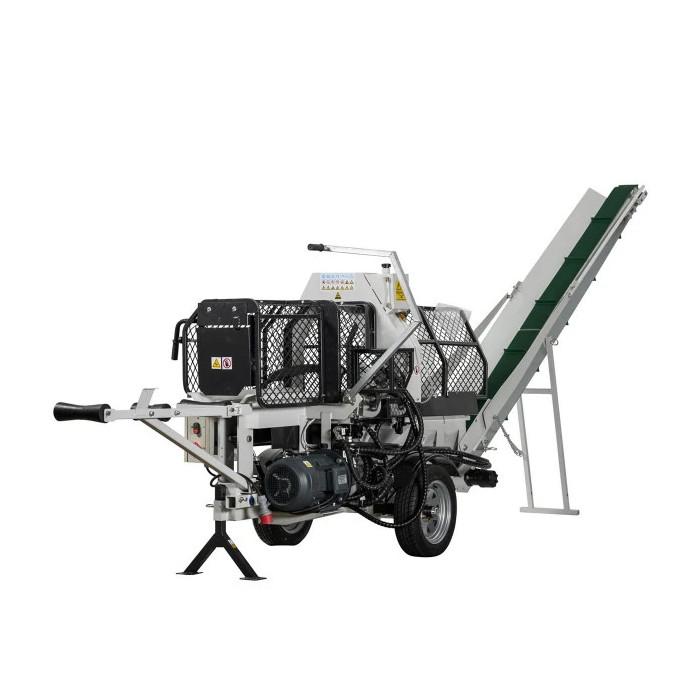 Машина за рязане и цепене на дърва LUMAG SSA 500E