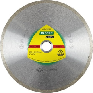 Диамантен диск за рязане KLINGSPOR DT300F Extra 125X1,6X22,23