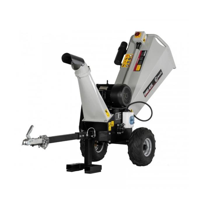 Дробилка за клони LUMAG RAMBO HC 15E / 400 V, 5.5 kW