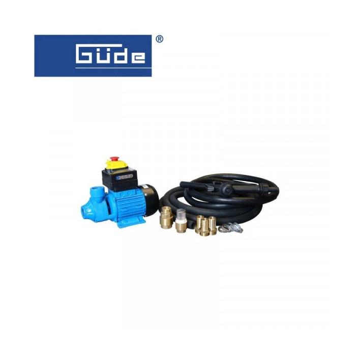 Помпа за дизелово гориво, масло и бензин GUDE 40011