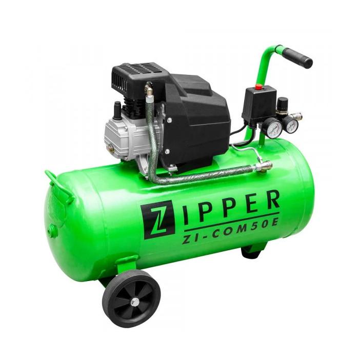 Компресор ZIPPER ZI-COM50E / 1,1 kW, 50 l