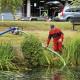 Моторна водна помпа Honda WB 30 4.9 к.с / 1000л/мин