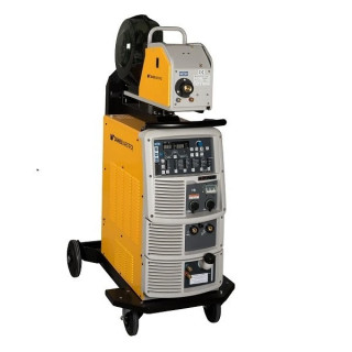 Пулсов MIG/MAG заваръчен апарат Varstroj WB-P320E (W) 3x400 V