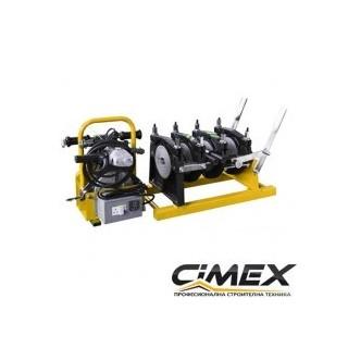 Машина за челно заваряване на тръби CIMEX PP160