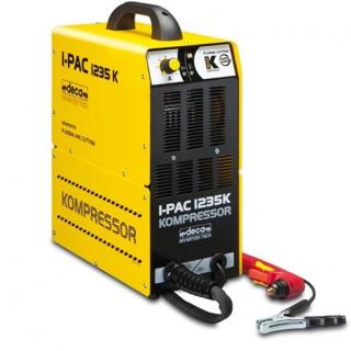 Апарат за плазмено рязане Deca I-PAC 1235K с вграден компресор