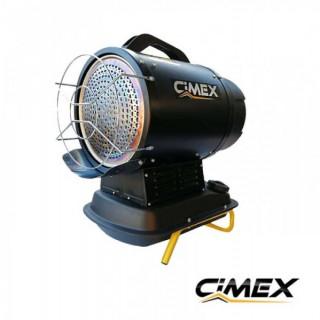 Инфрачервен дизелов отоплител 20 kW CIMEX D20iR