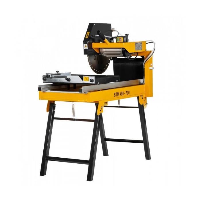 Отрезна машина за плочки и камък LUMAG STM 450-700 / 2 kW