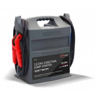 Стартерно зарядно устройство Schumacher Hybrid 12/24V-1500/750A