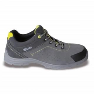 Работни обувки от велур с отвори 7212FG Beta Tools №35-48