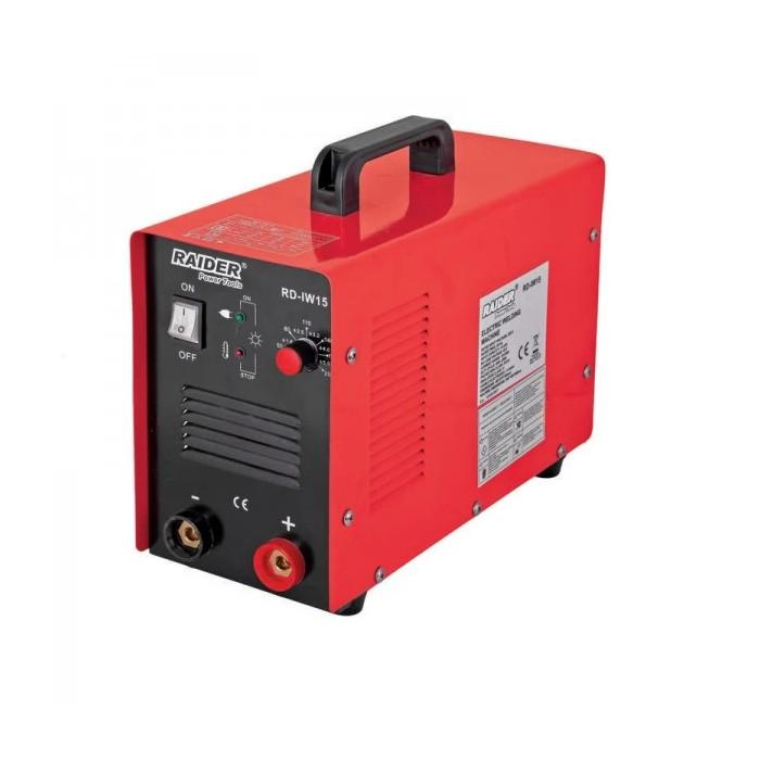 Инверторен електрожен Raider RD-IW15 10-200 A