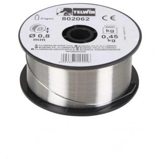 Заваръчна тел  алуминий Telwin 802062 0.8мм