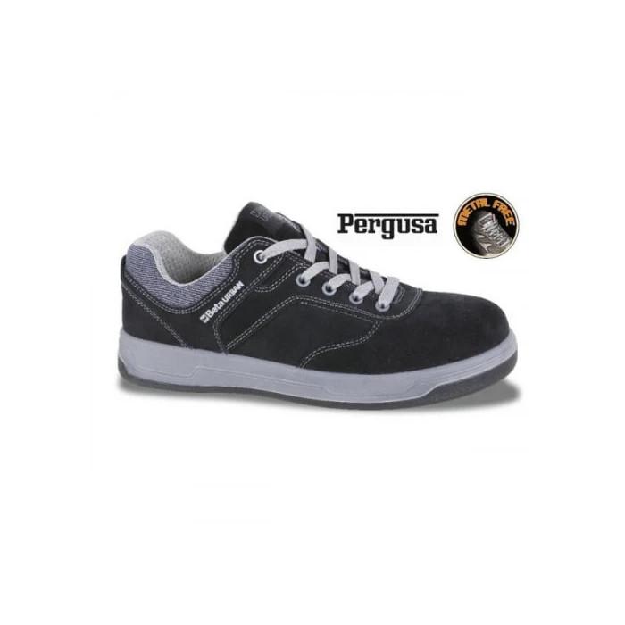 Велурени обувки за работа-предпазваща материя 7360UN Beta Tools