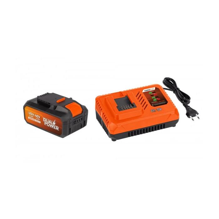 Комплект зарядно и Li-Ion батерия POWER PLUS POWDP9064