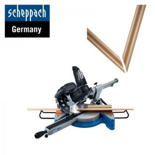 Комбиниран потапящ циркуляр за ъглово рязане Scheppach HM80LXU