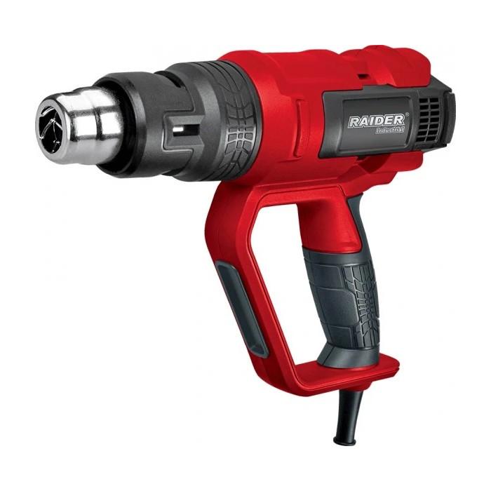 Пистолет за горещ въздух RAIDER Industrial RDI-HG24 2000W