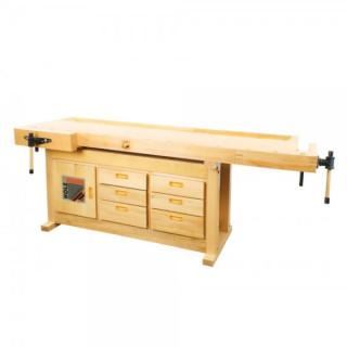 Дървена работна маса Holzmann WB210C
