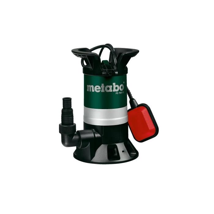 Потопяема помпа за мръсна вода Metabo PS 7500 S 450 W