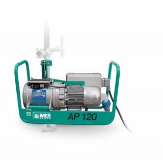 Eлектрически строителен телфер IMER AP 120 0,75/1,3 kw