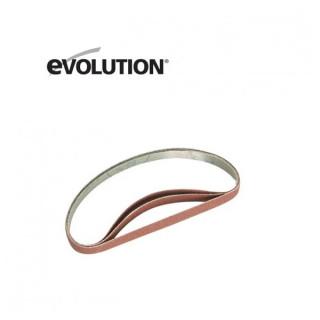 Шлайфаща лента за Evolution FILESANDP120 P120, 3 броя
