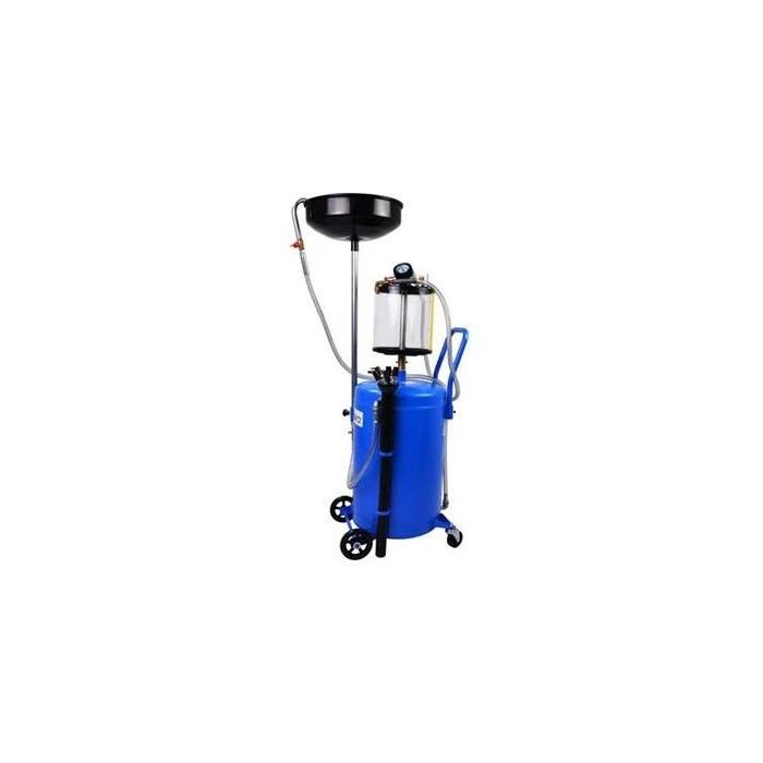 Пневматична система за масло GEKO G02120 /  80 л.