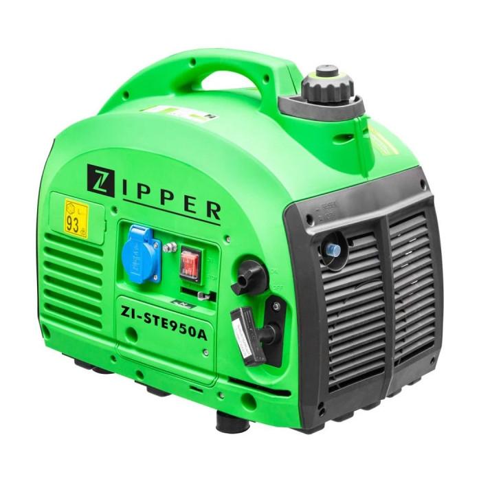 Бензинов монофазен генератор ZIPPER ZI-STE950A / 0.63 kW