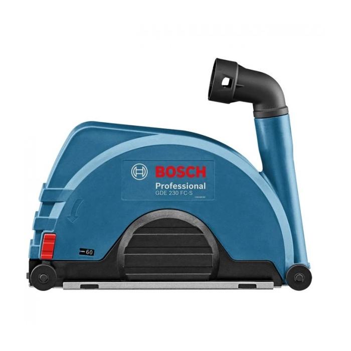 Прахоуловител за големи ъглошлайфи Bosch GDE 230 FC-S