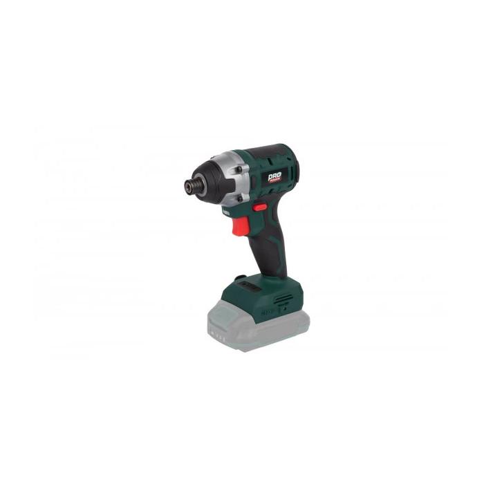 Акумулаторен ударен винтоверт POWER PLUS POWPB10500 / 20V, Solo